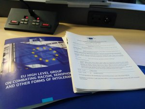 EU High Level Group on combating racism, xenophobia and other forms of intolerance