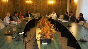 A találkozó résztvevői