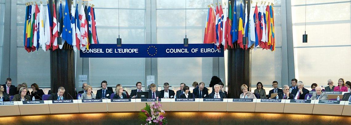 Európa Tanács Miniszteri Bizottság